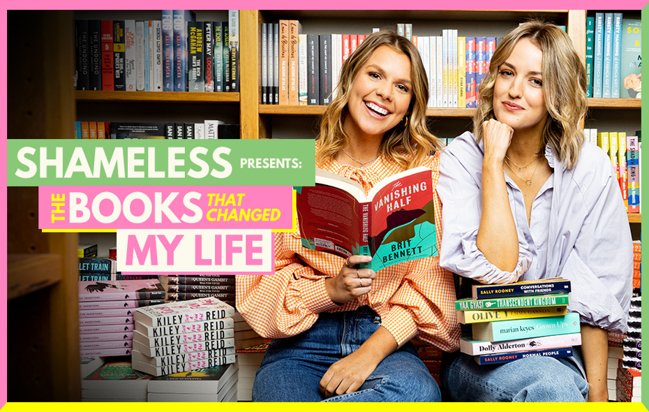 Shameless presents The Books that Changed My Life