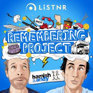 Hamish & Andys Remembering Project