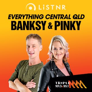 Banksy and Pinky - Everything Central Queensland