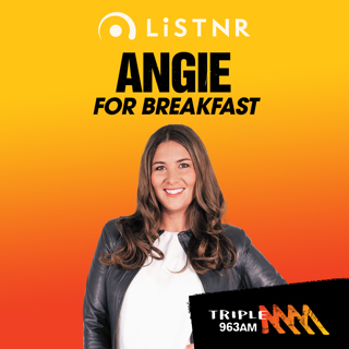 Angie for Breakfast