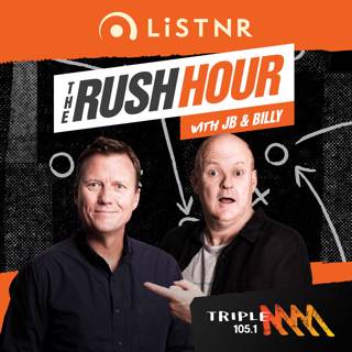 The Rush Hour with JB & Billy
