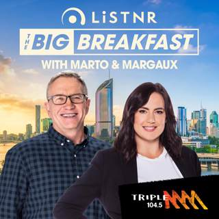 The Big Breakfast with Marto & Margaux